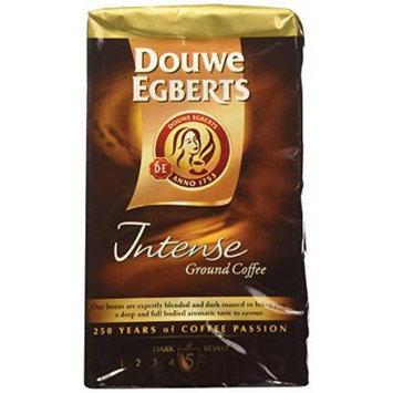 Douwe Egberts Intense - Real Coffee Dark Roast 2 Packs X 250g