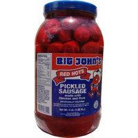 Big John's Pickled Red Hots - Gallon