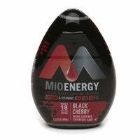 MiO Energy Water Enhancer 1.62 oz (Black Cherry, Pack of 1)