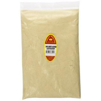 Marshalls Creek Spices Refill Pouch Mustard Ground Seasoning, XL, 16 Ounce