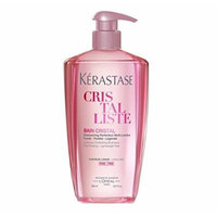 Kerastase Cristalliste Bain Cristal Shampoo for Fine Long Hair 500Ml 16.9 oz
