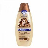 Schauma Repair & Care shampoo - 400 ml -