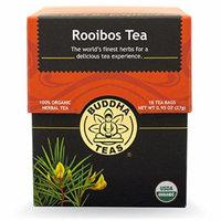 Rooibos Tea - Organic Herbs - 18 Bleach Free Tea Bags