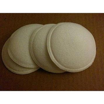 Lot 12 Washable Maternity Terry cloth & sponge Soft Nursing Pads / Breast Pads
