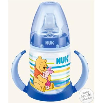 NUK First Choice Drinking Bottle Disney Winnie the Pooh Pp 150 Ml with Soft Silicone Spout From 6 Months Bpa-free Leak-proof