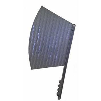 BBQ plastic hand fan