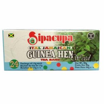 Sipacupa Guinea Hen Weed