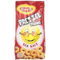 Osem Pretzels Thins, Sesame Coated, 12.35 Ounce (Pack of 9)