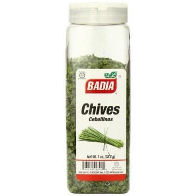 Badia Chives Dehydrated, 1 Ounce (Pack of 6)