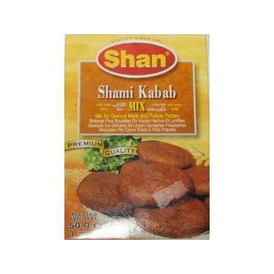 Shan Shami Kabab Mix - 50g (Pack of 4)