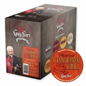 Guy Fieri Coffee for K-cup® Brewers - Hazelnut Cinnamon Roll - 24ct