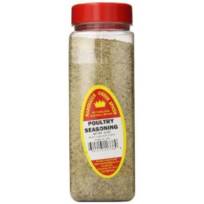 Marshalls Creek Spices Seasoning, Poultry, XL Size, 30 Ounce