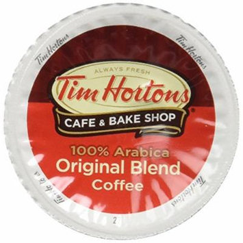Tim Hortons Single Serve Coffee Cups, Regular, 24-Count