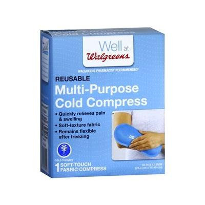 Walgreens Reusable Cold Compress 1 ea