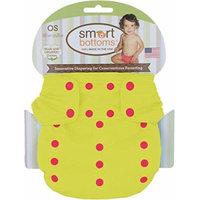 Smart Bottoms Smart OS Organic All-in-one Cloth Diaper (Eternal Sunshine)