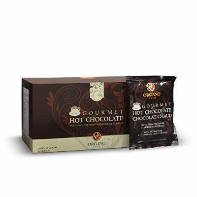 Organo Gold Hot Chocolate 17.0 Oz (15 Sachets)