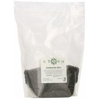Stash Tea Loose Leaf Tea, Gunpowder Mint Green, 1 Pound