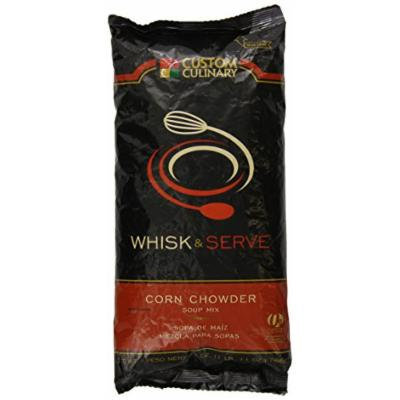 Custom Culinary Whisk and Serve Soup Mix, Corn Chowder, 27 Ounce