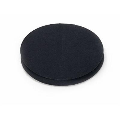 Garment Sweat Guard Underarm Dress Shields 12 pairs (Black)