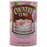 Country Time Lemonade Drink Mix, Pink, 4 Pound 3.3 oz