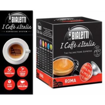 Bialetti: 48 Coffee Capsules Roma * BOX OF 3 for 16 Capsules * [ Italian Import ]