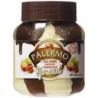 Palermo Duo Swirl Hazelnut / Chocolate Spread (Pack of 2) 12.3 oz Jars