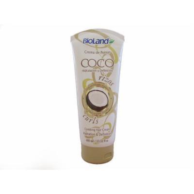 Coco Styling Cream for Curls 400ml./ Crema De Peinar Coco Rizos 400ml