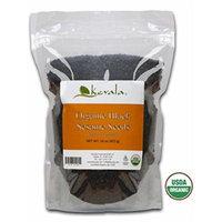 Kevala Organic Black Sesame Seeds 15 oz (RAW)