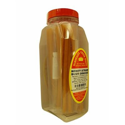 Marshalls Creek Spices Honey Straws, Sour Orange, 8.82 Ounce