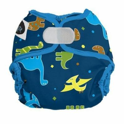Imagine Newborn Diaper Cover - Hook & Loop - Rawr