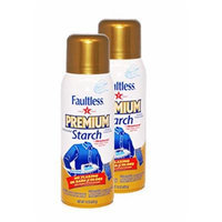 Faultless Premium Professional Starch, 15 OZ (Pack of 2)