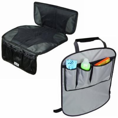 Summer Infant Car Seat Mat with Back Seat Kick Protectors