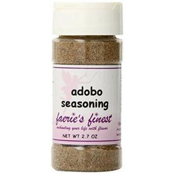 Faeries Finest Adobo Seasoning, 2.7 Ounce