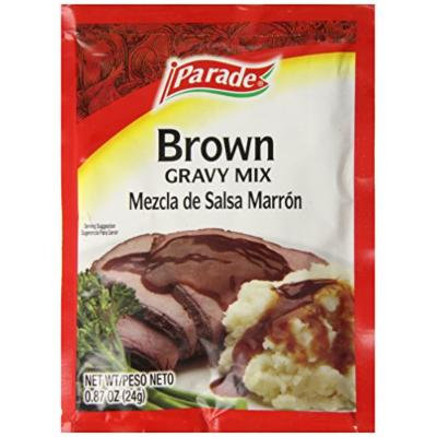 Parade Brown Gravy Mix, 8 Ounce (Pack of 24)