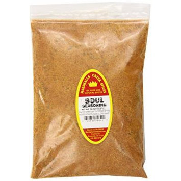 Marshalls Creek Spices Soul Seasoning Refill, 18 Ounce (Pack of 12)
