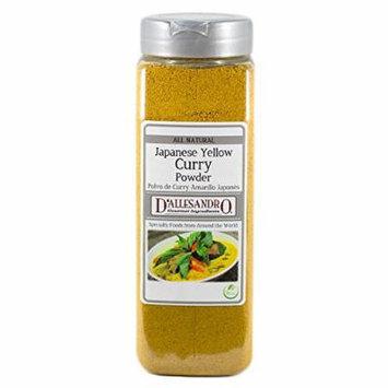 Japanese Yellow Curry Powder, 20 Oz