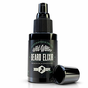 Wild Willie's Beard Elixir Cool Mint