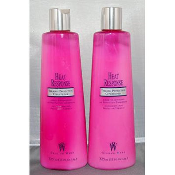 Graham Webb Heat Response Thermal Protection Conditioner 11 oz (2 pack)