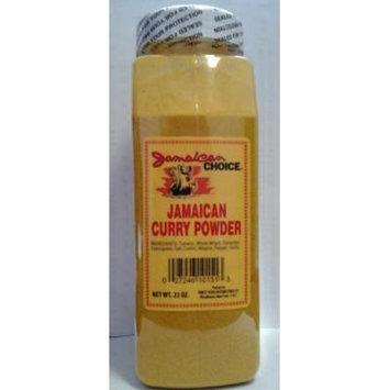 Jamaican Choice Jamaican Curry Powder 22 Oz