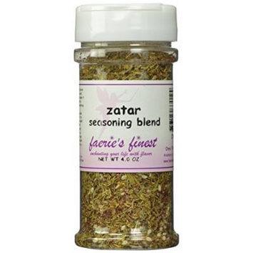 Faeries Finest Zatar Seasoning Blend, 4 Ounce