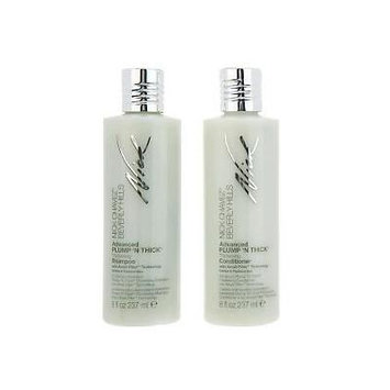 Nick Chvez Advanced Plump 'N Thick Thickening Shampoo & Conditioner 8 Fl Oz Each