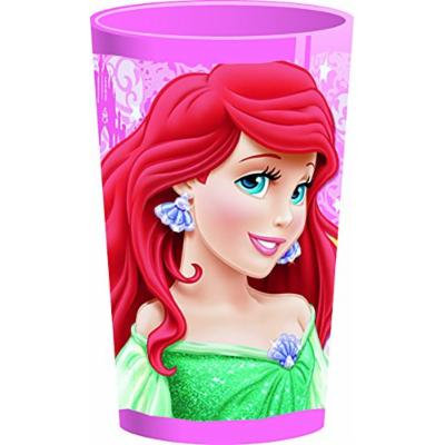 Disney Princess Ariel Little Mermaid 9 fl. oz. Tumbler Pink