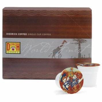 Diedrich Coffee, Dark French Roast, 24-Count K-Cup for Keurig Brewers