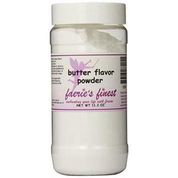 Faeries Finest Flavor Powder, Butter, 11.20 Ounce