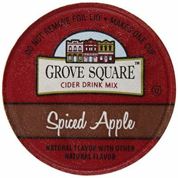 Grove Square Spiced Apple Cider Individual K-Cups - 72 ct.