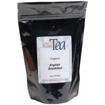 The Bean's Tea Organic English Breakfast Loose Leaf, 6-Ounce