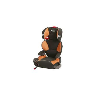 Graco AFFIX Highback Booster Car Seat, Tangerine