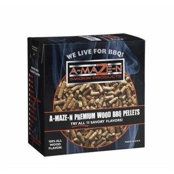A-MAZE-N 1 AMNP2-SPL-0013 100% Beech BBQ Pellets, 2 lb
