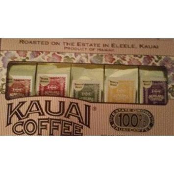 Kauai Coffee 5-pack Variety Gift Set