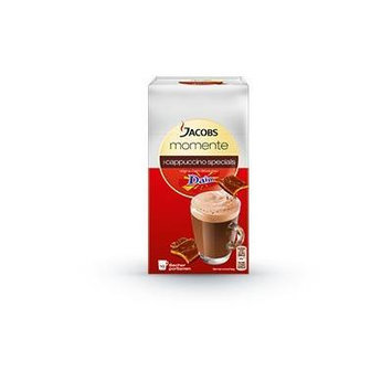 Jacobs Momente Daim - Instant coffee - Single portions- 1 box -